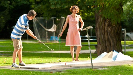 Minigolf | © Tourist-Information Bad Breisig