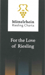For the Love of Riesling | © Mittelrhein Riesling Charta