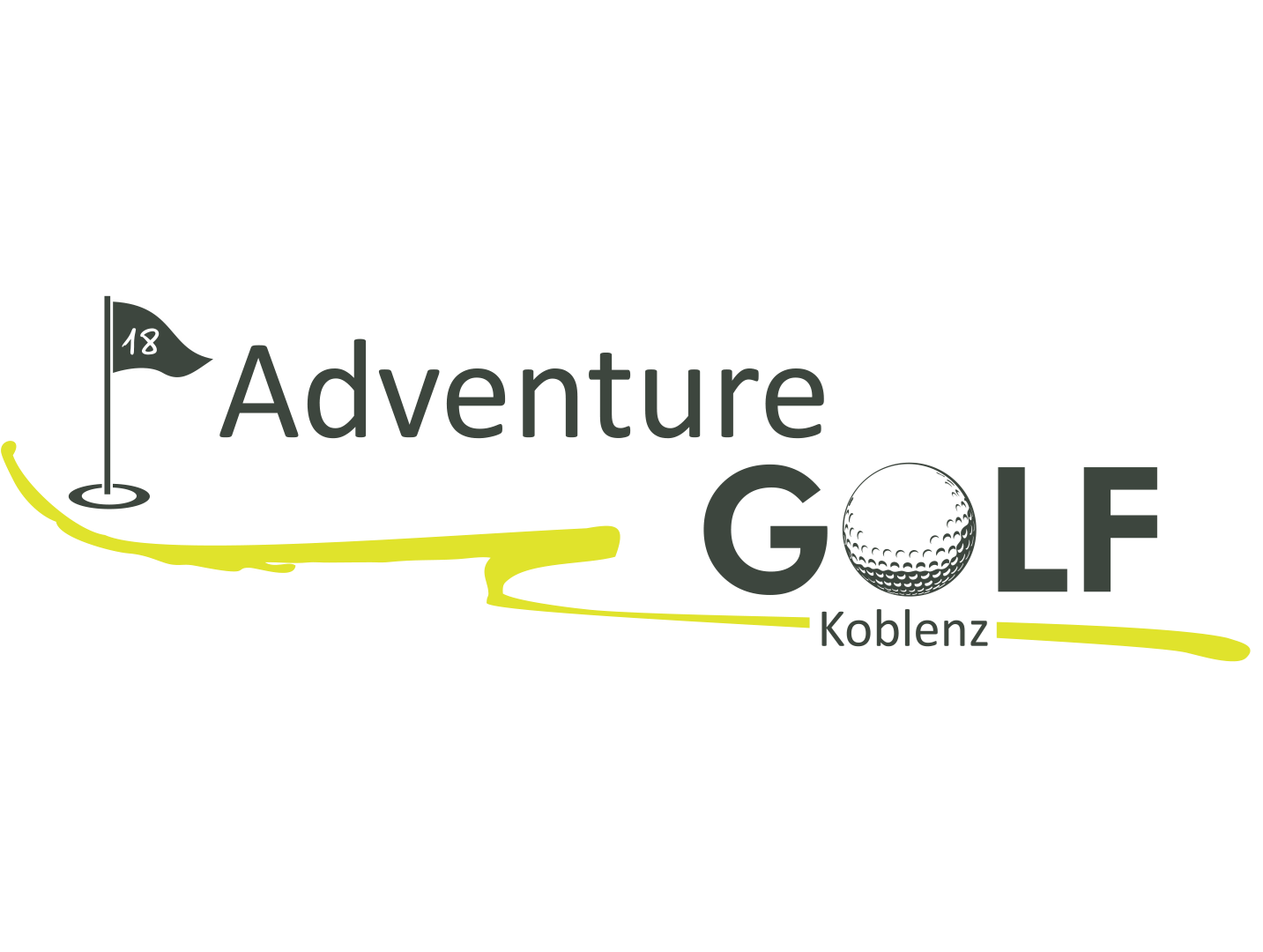 Logo Adventure Golf