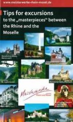 """Cover """"The Masterpieces between the Rhine and the Moselle"""" 